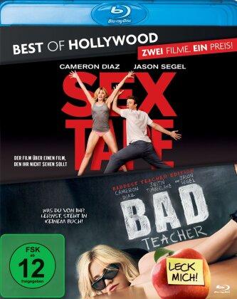 Sex Tape / Bad Teacher (Best of Hollywood, 2 Blu-rays)