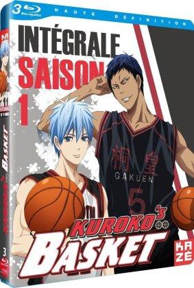 Kuroko's Basket - Intégrale Saison 1 (3 Blu-rays)