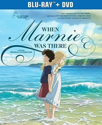 When Marnie Was There (2014) (Blu-ray + DVD)