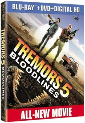 Tremors 5 - Bloodlines (2015) (Blu-ray + DVD)