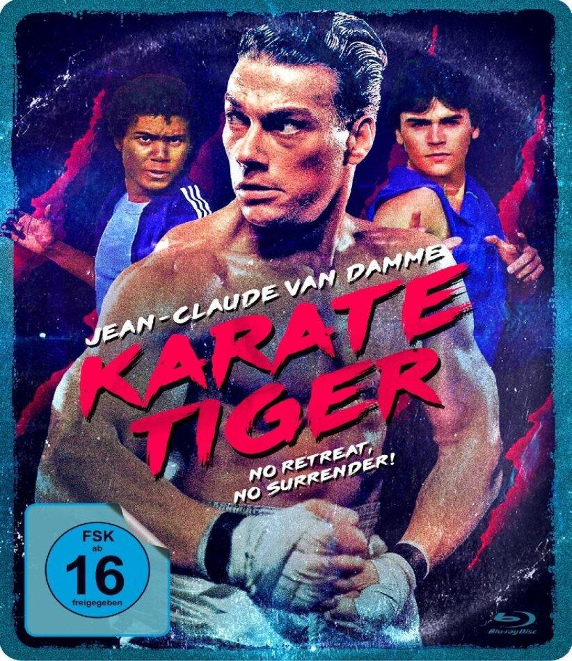 Karate Tiger (1986) (Edizione Limitata, Steelbook)