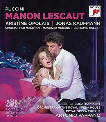 Orchestra of the Royal Opera House, Antonio Pappano, … - Puccini - Manon Lescaut (Sony Classical)