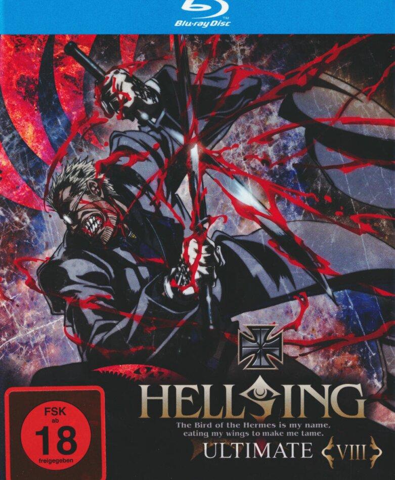 Hellsing - Ultimate OVA 8 (Digibook)