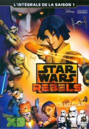 Star Wars Rebels - Saison 1 (3 DVDs)
