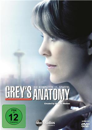 Grey's Anatomy - Staffel 11 (6 DVDs)