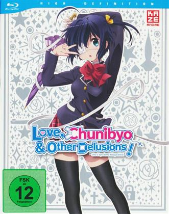 Love, Chunibyo & Other Delusions - Vol. 1 (+ Sammelschuber)