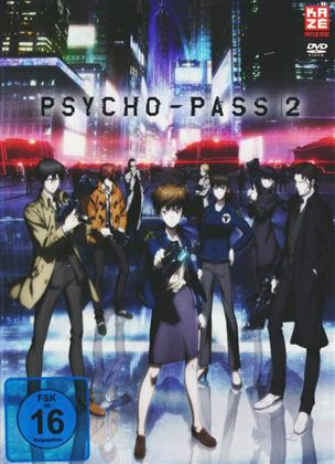 Psycho-Pass - Staffel 2.1 (+ Sammelschuber, Limited Edition, 2 DVDs)