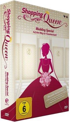 Shopping Queen - Wedding Special - Auf dem Weg zur Traumhochzeit (4 DVDs)