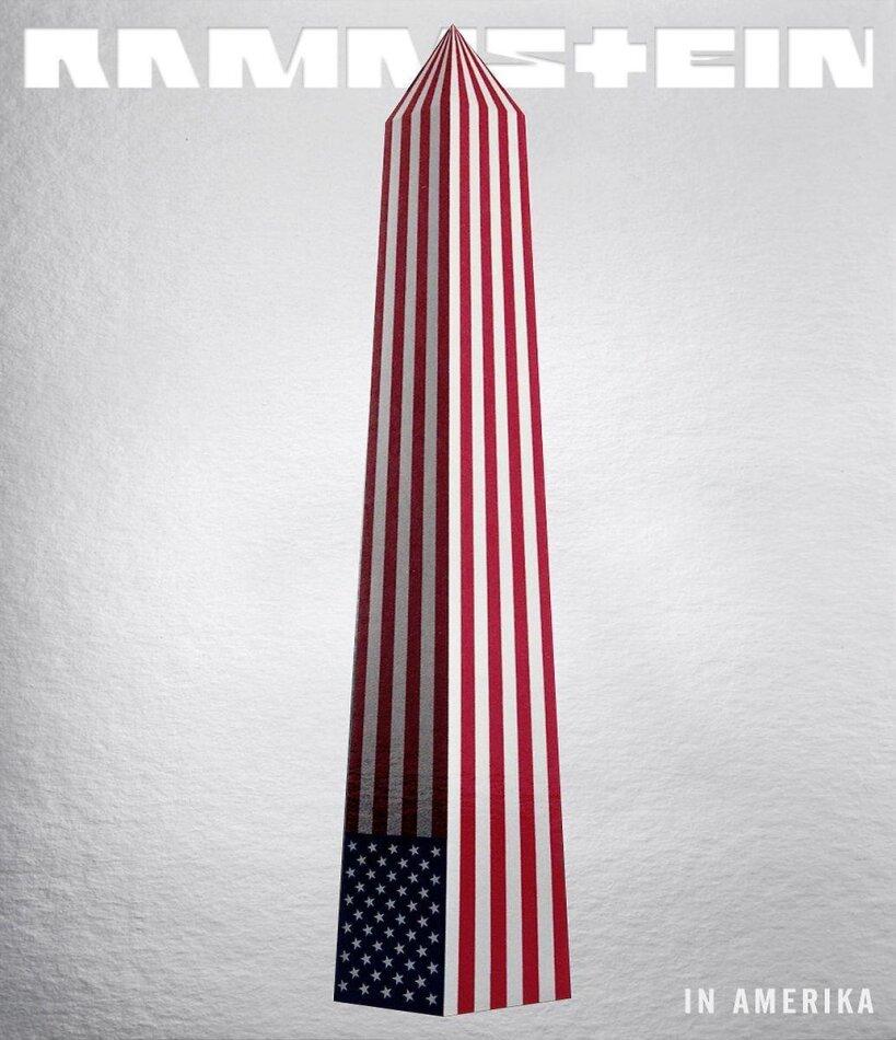 Rammstein - Rammstein in Amerika (2 Blu-rays)