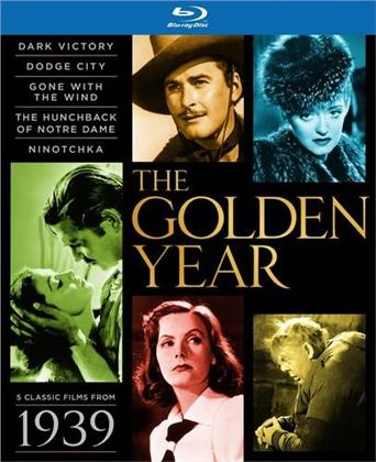 The Golden Year Collection - 5 Classic Films from 1939 (1939) (5 Blu-rays)