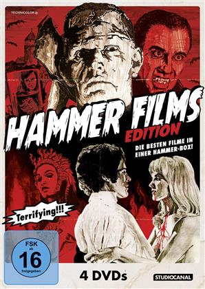 Hammer Films Edition (4 DVDs)