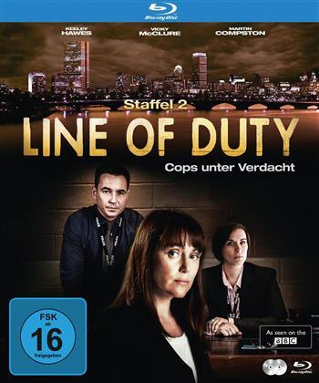 Line of Duty - Staffel 2 (2 Blu-rays)