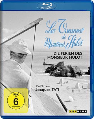 Les vacances de Monsieur Hulot - Die Ferien des Monsieur Hulot (1953) (Arthaus, s/w)