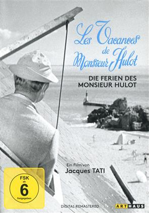 Die Ferien des Monsieur Hulot (1953) (Digital Remastered, Arthaus, s/w)