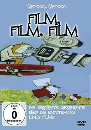 Film, Film, Film - Die verrückte Geschichte über die Entstehung eines Films (1968)