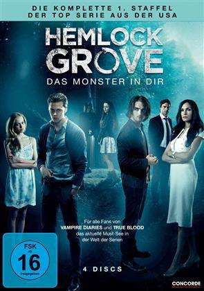 Hemlock Grove - Staffel 1 (4 DVDs)
