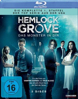 Hemlock Grove - Staffel 1 (3 Blu-rays)