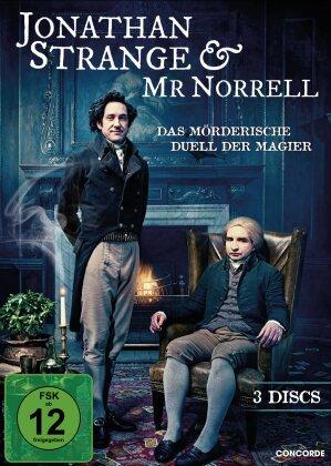 Jonathan Strange & Mr. Norrell (3 DVDs)