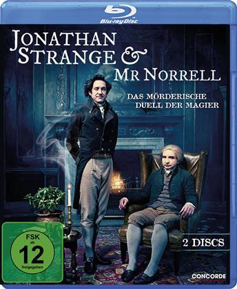 Jonathan Strange & Mr. Norrell (2 Blu-rays)