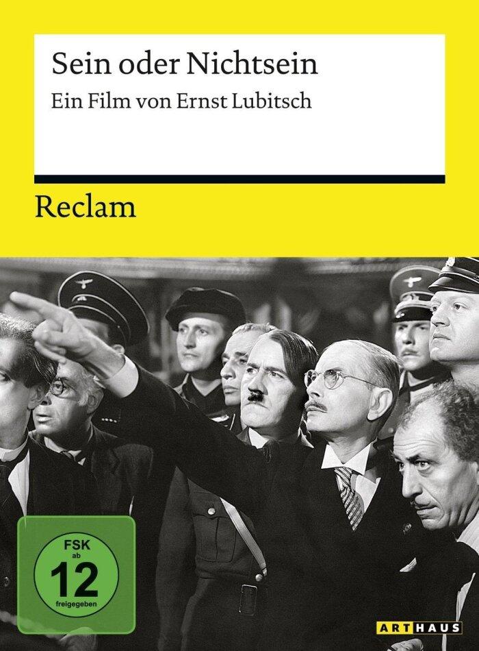 Sein oder Nichtsein (1942) (Reclam, n/b)
