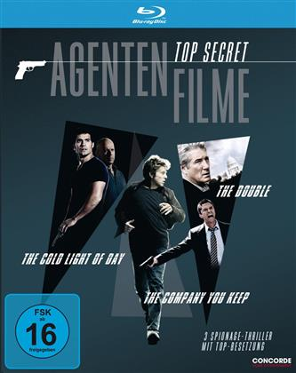 Top Secret - Agentenfilme - The Double / The Cold Light of Day / The Company You Keep (3 Blu-rays)