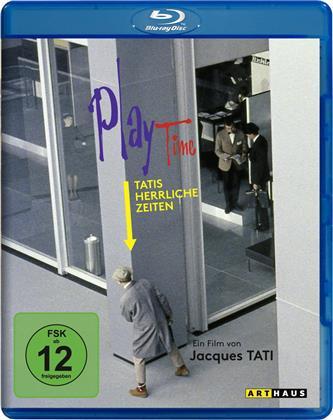 Playtime - Tatis herrliche Zeiten (1967) (Arthaus)