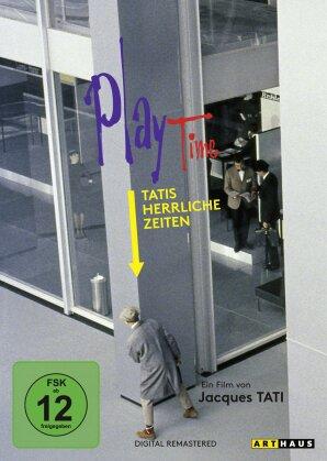 Playtime - Tatis herrliche Zeiten (1967) (Digital Remastered, Arthaus)