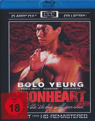 Ironheart (1992) (Remastered, Uncut)
