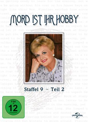 Mord ist ihr Hobby - Staffel 9 Teil 2 (3 DVDs)