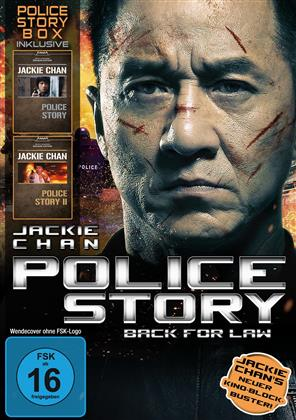 Police Story 1 - 3 (3 DVDs)