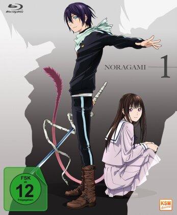 Noragami - Staffel 1 - Volume 1: Folgen 01-06