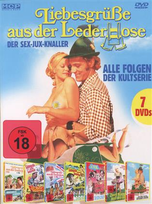 Liebesgrüsse aus der Lederhose - Komplettbox (7 DVDs)