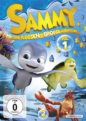 Sammy - Kleine Flossen - Grosse Abenteuer - Vol. 1 (2 DVD)