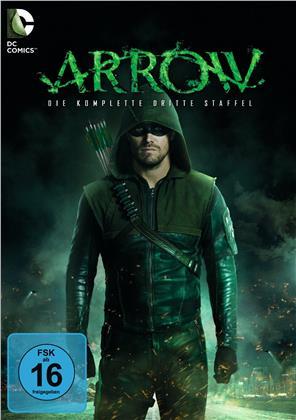 Arrow - Staffel 3 (5 DVDs)