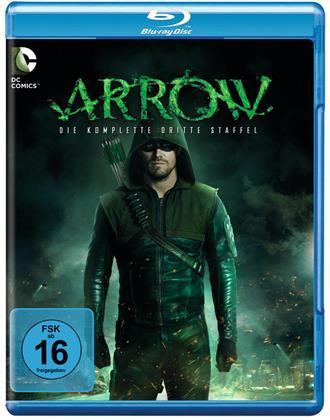 Arrow - Staffel 3 (4 Blu-rays)
