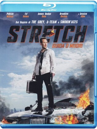 Stretch - Guida o muori (2014)