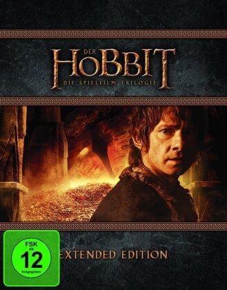 Der Hobbit - Trilogie (Extended Edition, 9 Blu-rays)