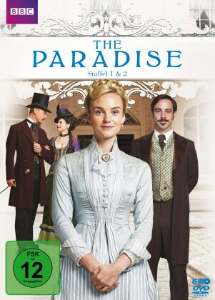 The Paradise - Staffel 1 & 2 (6 DVDs)