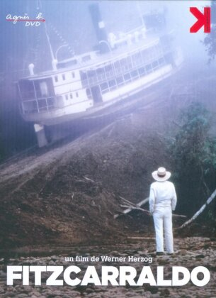 Fitzcarraldo (1982) (Collector's Edition, 2 DVDs + Blu-ray + Buch)
