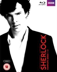 Sherlock - Series 1 - 3 (BBC, 6 Blu-rays)