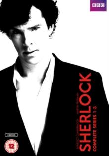 Sherlock - Series 1 - 3 (BBC, 6 DVDs)