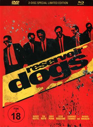 Reservoir Dogs (1991) (Limited Special Edition, Mediabook, Blu-ray + DVD)
