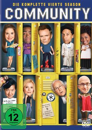 Community - Staffel 4 (2 DVDs)