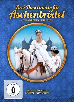 Drei Haselnüsse für Aschenbrödel (1973) (Mediabook, 2 DVDs + Blu-ray)