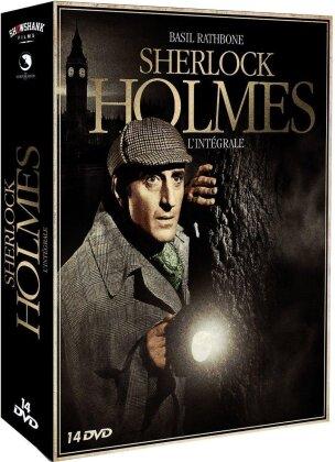 Sherlock Holmes - L'intégrale (Remastered, 14 DVDs)