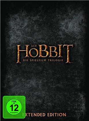 Der Hobbit - Trilogie (Extended Edition, 15 DVDs)