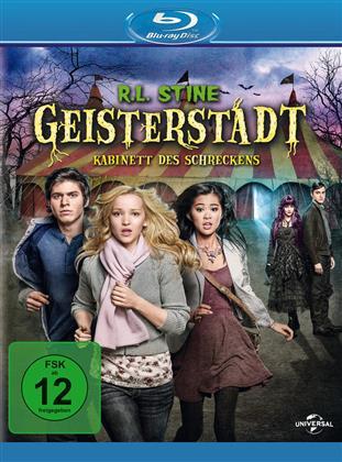 R.L. Stine - Geisterstadt - Kabinett des Schreckens (2015)