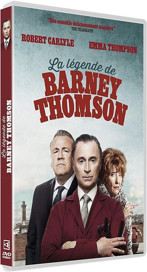La Légende de Barney Thompson (2015)