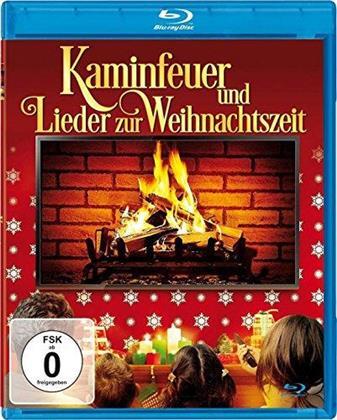 Kaminfeuer und Lieder zur Weihnachtszeit