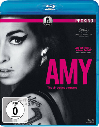 Amy - The Girl Behind The Name (2015)
